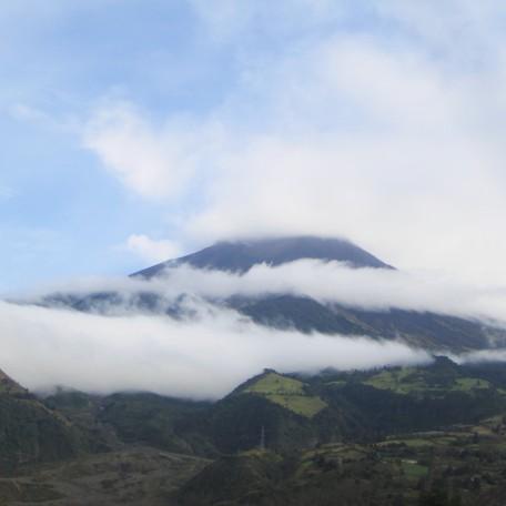 Tugurahua Volcano